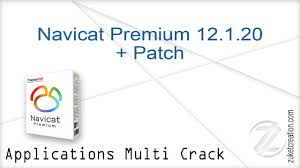 Navicat Premium 12.1.21 Crack With Activation Key Free Download 2019